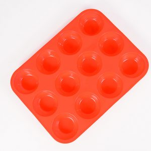 Silicone Muffin Tray from Eat Clean Meal Prep