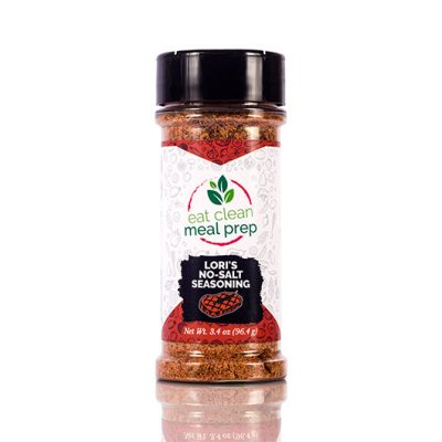Lori's NoSalt Seasoning from Eat Clean Meal Prep