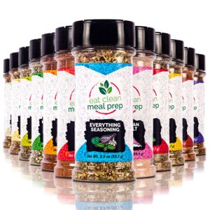 Sous Chef Combo 12 Seasoning Pack for Eat Clean Meal Prep