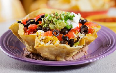 Easy Ground Turkey Taco Salad Recipe Your Family Will Fall In Love With