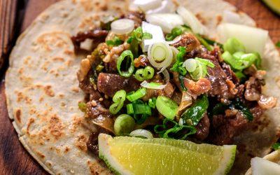 The Most Amazing Instant Pot Korean Beef Taco Recipe